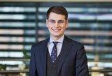 Rokas Grajauskas: įmonių pelnai priartėjo prie rekordinių aukštumų