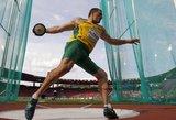 Legendinis olimpietis Virgilijus Alekna: nepraleiskite progos gauti pirmąjį gyvenime medalį