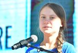 Garsioji klimato kovotoja Greta Thunberg žada nustebinti šalių vadovus