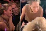 Neblaivios Adele ir Lawrence užfiksuotos gėjų bare: vaizdai atima kvapą