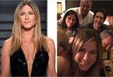 """Susikūrusi """"Instagram"""", Aniston sudrebino internetą: pirmąją nuotrauką pamėgo 8 mln."""