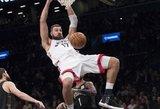 Lemiama diena NBA: Valančiūną siūlo išsiųsti į Orlandą