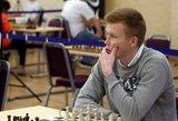 Pultinevičius tapo jauniausiu Lietuvos istorijoje šachmatų didmeistriu