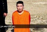 """""""Islamo valstybė"""" patvirtino įvykdžiusi egzekuciją japonui įkaitui"""