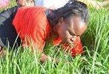Šokiruojantis tikėjimo išpažinimas: nori būti arčiau Dievo – valgyk žolę