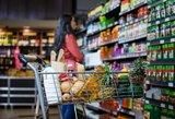 Įvertino maisto kainas Lietuvoje: ES – vienos mažiausių