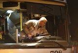 Naktiniai autobusai miestus veja į nuostolius