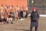 Rusų tradicija nepalieka abejingų