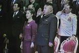 Kim Jon Unas be proto baiminasi vieno dalyko: tai gali pakišti koją deryboms