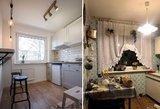 Už 4000 eurų atnaujino 2 kambarių butą Vilniuje: nustebo net savininkas