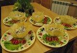 Lietuviai dar tik mokosi valgyti