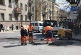 Kauno gatvių remontui bus skiriami milijonai