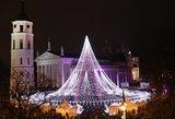 Europa tiesiog pakvaišo: skelbia naujus rinkimus – Vilniaus Kalėdų eglės nėra