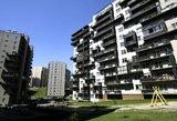 Būsto paskolos įkvepia naujų butų statybos rinką