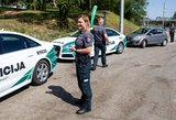 Poilsis Nidoje atsirūgo: policija buvo negailestinga dėl tamsintų langų