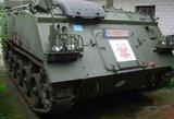 Visuomenei Pabradėje pristatyta tarptautinių pratybų karinė technika