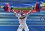 Pasaulio sunkiosios atletikos čempionate – būrys lietuvių