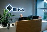 """Viena didžiausių NT įmonių """"Eika"""" skyla į dvi įmones"""