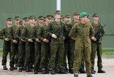 Kaip Lietuvos kariuomenė bus apsiginklavusi kitais metais?