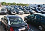 Automobilio pirkimas gali tapti tikru iššūkiu