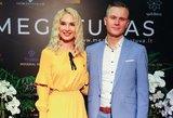 Ivanova pademonstravo nepriekaištingą stiliaus pojūtį: pasipuošė vasariškomis spalvomis