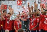 Vokietijos futbolo vidutiniokas sieks paklupdyti milžiną