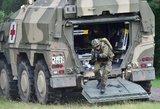 Pamatykite savo akimis: taip atrodys šimtus milijonų Lietuvai kainavusios kovos mašinos