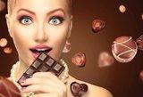 Veido kaukė paliks nepamirštamą įspūdį: prireiks šokolado