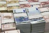 Priešrinkiminis valdžios dosnumas formuojant biudžetą gali išauginti skolas