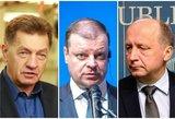 D.Grybauskaitė negailėdama pliekė premjerus: aštraus bizūno nepabijojo tik vienas