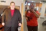 Lietuvis atsikratė beveik 100 kilogramų: turi patarimą visiems