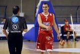 Aidas Viskontas laisvalaikiu krepšinį iškeičia į vestuvių muzikanto profesiją