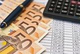 Kitų metų biudžetas problemų nesprendžia: mokesčiai ateityje didės