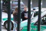 Atlikėjas Dragūnas vėl įkliuvo policijos pareigūnams