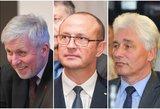 Šie merai nepalieka savo sosto – valdo ir 25 metus