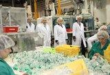 Į gamyklą Visagine – milijoninės investicijos ir 1000 darbo vietų