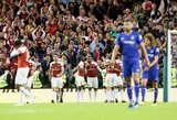 """Čempionų taurė: """"Arsenal"""" išsigelbėjo rungtynėse su """"Chelsea"""""""