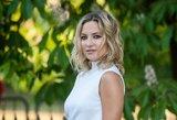 Romantinių komedijų aktorė Kate Hudson nusiskuto plaukus