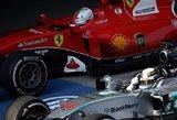 "Kimi Raikkonenas: ""Ferrari"" ateityje dar ne kartą įveiks ""Mercedes"""