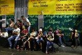 JT žmogaus teisių komisarę sukrėtė sąlygos JAV migrantų sulaikymo centruose