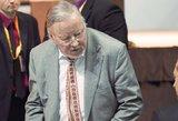 L. Graužinienė siūlo V. Landsbergiui suteikti valstybės vadovo statusą