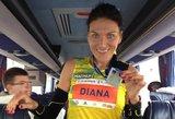 Pusės maratono asmeninį rekordą pagerinusi Diana Lobačevskė nepatenkinta: galėjau ir geriau!