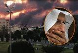 Tvyranti karo nuojauta: krizės Persijos įlankoje įkarštyje ruošiama esminė žinia
