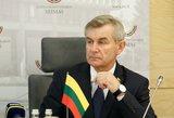 Seimo pirmininkas stoja už savus: neteisinga korupcija kaltinti naują parlamentą