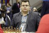 Europos čempionate Lietuvos šachmatininkai skina pergales