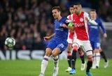 """Įspūdingas """"Chelsea"""" sugrįžimas paliko """"Ajax"""" be pergalės"""