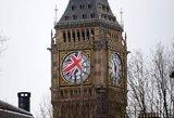 """Garantijos ES piliečiams po """"Brexit"""" sujaukė Theresos May planus"""