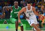 Mantas Kalnietis pažadino savyje žvėrį: vejasi NBA žvaigždę Keviną Durantą