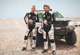"""Vanagas prisiminė debiutą Dakaro ralyje: lagamine neliko vietos """"šiukšlėms"""""""