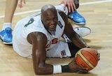 NBA žvaigždei Lamarui Odomui gerbėjai siūlo savo inkstus